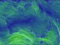 Warnings of 'damaging' 100km/h winds in NSW, Victoria, South Australia and Tasmania
